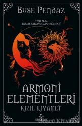Kızıl Kıyamet - Armoni Elementleri 3 (Ciltli)