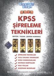 KPSS Şifreleme Teknikleri 2012