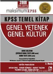 KPSS Temel Kitap Genel Yetenek Genel Kültür