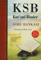 KSB Kur'ani İlimler Soru Bankası