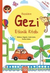 Küçüklere Gezi Etkinlik Kitabı