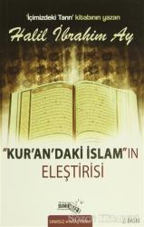 """""""Kur'an'daki İslam""""ın Eleştirisi"""