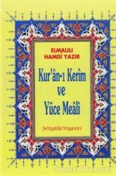 Kur'an-ı Kerim ve Yüce Meali (Orta Boy - Hafız Osman Hatlı)