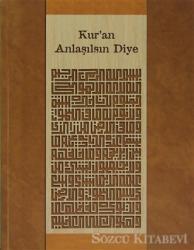 Kur'an Anlaşılsın Diye