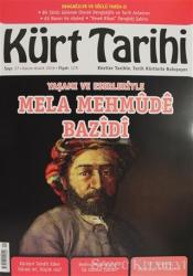 Kürt Tarihi Dergisi Sayı: 27 Kasım - Aralık 2016