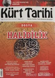Kürt Tarihi Dergisi Sayı: 30 Ekim - Kasım - Aralık 2017