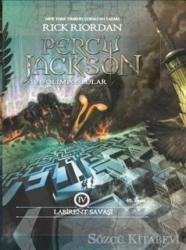 Percy Jackson ve Olimposlular 4 - Labirent Savaşı