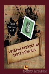Letaif-i Rivayat'ın Fikir Dünyası