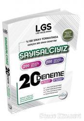 LGS Sayısalcıyız 20 Deneme
