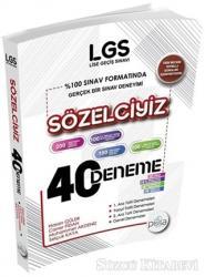LGS Sözelciyiz 40 Deneme