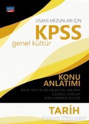 Lisans Mezunları İçin KPSS 2020 Genel Kültür Tarih Konu Anlatımı