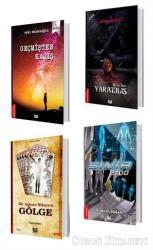 Macera Roman Seti (4 Kitap Takım)