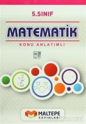Maltepe 5. Sınıf Matematik Konu Anlatımlı
