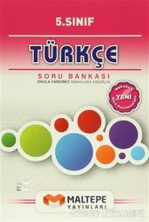 Maltepe 5. Sınıf Türkçe Soru Bankası