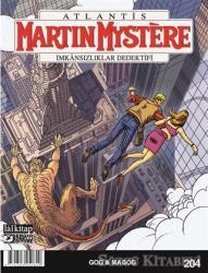 Martin Mystere sayı 204