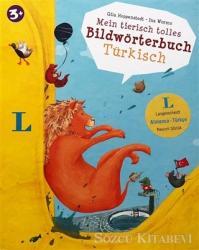 Mein Tierisch Tolles Bildwörterbuch Türkisch (Almanca-Türkçe Resimli Sözlük)