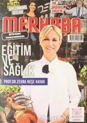 Merhaba Dergisi Sayı: 5 Eylül 2021