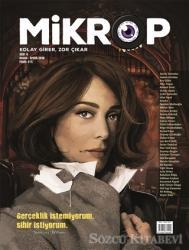 Mikrop Dergisi Sayı: 6 Kasım - Aralık 2018