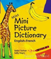 Milet Mini Picture Dictionary / English - French