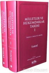 Milletler ve Hükümdarlar Tarihi Tarihu'l-ümem ve'l-mülük (2 cilt)