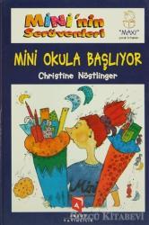 Mini'nin Serüvenleri 8 Kitaplık Süper Bir Dizi