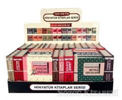 Minyatür Kitaplar Serisi (28 Kitap Takım)