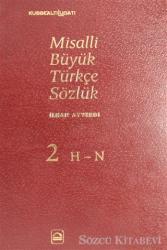 Misalli Büyük Türkçe Sözlük 2. Cilt