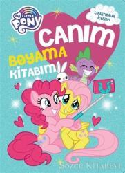 My Little Pony Canım Boyama Kitabım