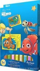 Nemo 1: Kum Boyama Kartları