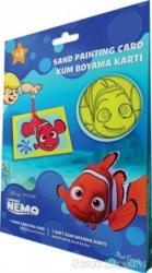 Nemo 2: Kum Boyama Kartları