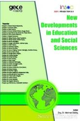 New Developments in Education and Social Sciences