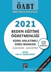 ÖABT 2021 Beden Eğitimi Öğretmenliği Konu Anlatımlı Soru Bankası