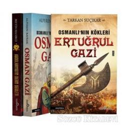 Osmanlı Tarihi Seti (3 Kitap Takım)