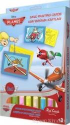 Planes 1: Kum Boyama Kartları