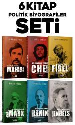 Politik Biyografi 6 Kitap Set