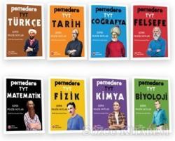 Pomodoro TYT Konu Soru Süper Pratik Notlar Seti (8 Kitap Takım)