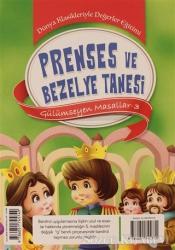 Prenses ve Bezelye Tanesi - Gülümseyen Masallar-3
