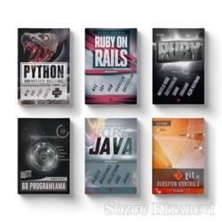 Programlama Eğitim Seti 2 (6 Kitap Takım)