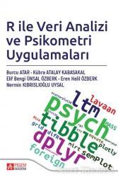 R ile Veri Analizi ve Psikometri Uygulamaları