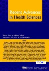 Recent Advances in Health Sciences