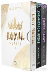 Royal Serisi (3 Kitap Kutulu Set Takım)