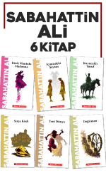 Sabahattin Ali 6 Kitap Set