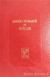 Şakaik-ı Nu'maniye ve Zeyilleri Cilt: 3