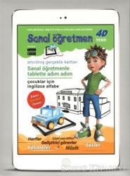 Sanal Öğretmen - Çocuklar İçin İngilizce Alfabe