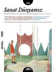 Sanat Dünyamız İki Aylık Kültür ve Sanat Dergisi Sayı: 178 Eylül-Ekim 2020