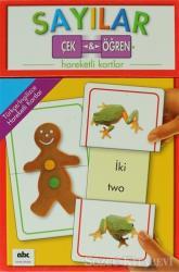 Sayılar Çek ve Öğren (Hareketli Kitaplar)