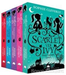 Scarlet ve Ivy 5 Kitaplık Set