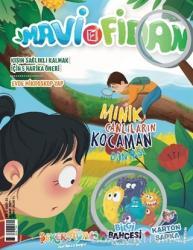 Semerkand Mavi Fidan Aylık Çocuk Dergisi Sayı: 33 Şubat 2021