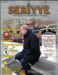 Seriyye İlim Fikir Kültür ve Sanat Dergisi Sayı: 5 Mayıs 2019