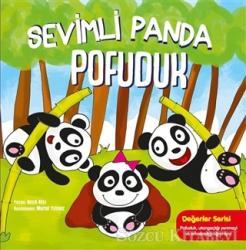 Sevimli Panda Pofuduk